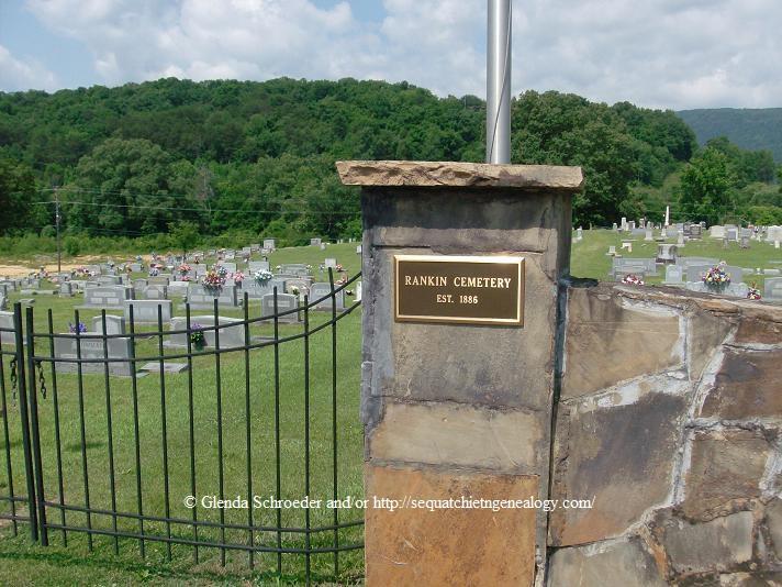 TNGenWeb Cemetery Records > Dunlap